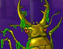 Curse of the Bizarro Beetle