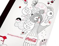 Para el cole´ con Coca-Cola