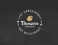 Panera Bread. Live Consciously. Eat Deliciously.