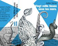 Couverture de livres Jules Verne