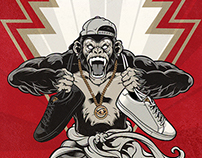kunfu ape