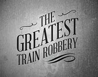 Western Movie Title Intro
