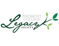 Legacy Society Logo - Piedmont College