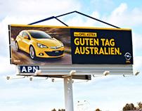 Opel launch