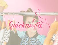 Quicknesta - Brand Identity