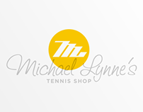 Michael Lynne's Tennis Shop Website