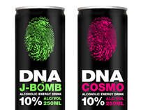 DNA - Alcoholic energy drink