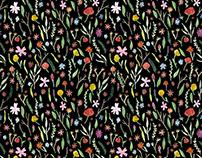 Wildflowers | Surface Design