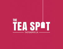 Tea Food Truck Branding
