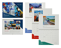 MCAA 2013 Calendar