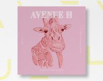 Avenu H Zine Collection