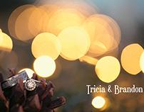 Tricia & Brandon | Wedding