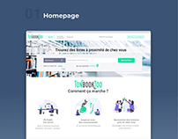 Tonbooktoo, UX/UI Case study, a new way sharing books