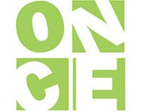 O.N.C.E. corporate identity