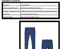 DENIM CAPSULE COLLECTION