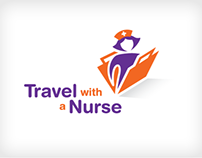 Travel with a Nurse identity