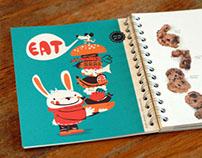designkalender EAT