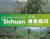 Green Reconstruction of Sichuan