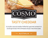 Cosmo Cheese