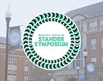 UD Stander Symposium Logo & Branding 2017