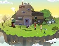 misePlus+ adventure game