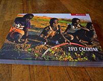 Mercy Corps 2013 Calendar
