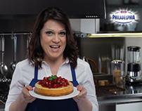 Philadelphia Cheesecake al forno - Sanremo 2013