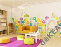 DEKEA Wallpapers