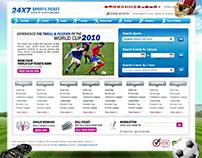 24/7 Sports Ticket