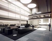 1 Day Hospital Atrium Project