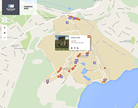 Royal Roads University Online Maps