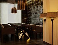 Restaurant Sheraton 23th Floor
