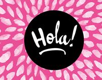 Hola! / font
