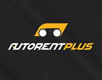 Autorentplus Brand Identity (Logo & Web Design)