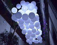 POP // Interactive Light Installation