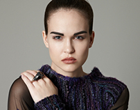 Peter Twiss AW13 Lookbook