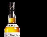 The Bailie Nicol Jarvie Whisky