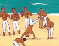 Livro - José Moçambique e a capoeira