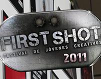FIRST SHOT - Finalista Categoría Gráfica