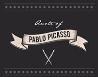 Pablo Bicasso's Quotes