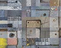 Asphalt rug
