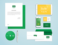 bdw redesign / identity