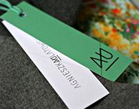 Agnieszka Ulatowska - fashion designer identity