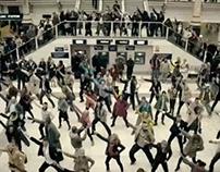 East Rand Mall Flash Mob