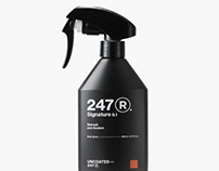 Uncoated 247 Spray Product design