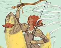 Illustrations. Part three