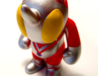 """Ultraman"" Jouwe Custom"