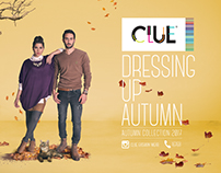 Clue Autumn Collection