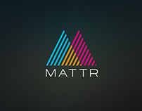 Mattr.co UX & UI Design