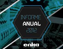 ENKA. Concepto Propuesta Anual